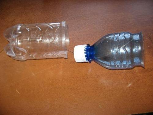 кружки для рыбалки из бутылок