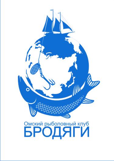 эмблема рыболовного клуба