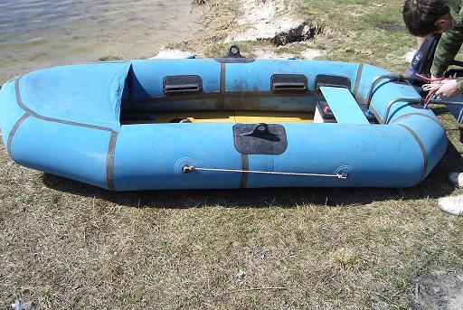 крепление на мотор на резиновую лодку